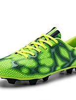 Zapatos Fútbol Semicuero Negro / Rojo / Gris / Oro Mujer / Hombre