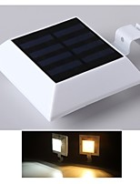 Waterproof Wall Light PIR Human Body Motion Sensor Lamp Rechargeable Solar Power Light Wall Lamp Garden Wall