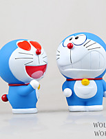 Doraemon PVC 10cm Anime Action Figures Model Toys Doll Toy 1 Set