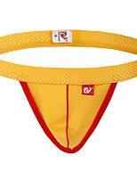 Men's Sexy Strapless Breathable G-string Thongs T-back Brand Underwear Men's Lingerie