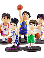 Slam Dunk Anime Action Figure 9CM Model Toy Doll Toy