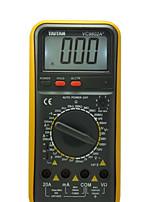 TAITAN VC9802A+ Yellow for Professinal Digital Multimeters