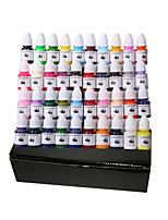 40 Colors Tattoo Inks Pigment 8ml Set Tattoo Supply