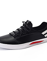 Men's Board Shoes Casual/Travel/Outdoor Fashion Sneakers Canvas Leather Shoes