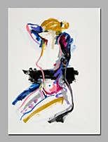 Comfortable And Enjoyable Style Abstract Nude Woman Wall Art Ready To Hang