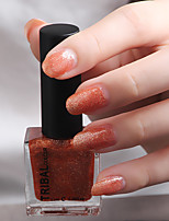 1pcs  Quick-Drying Shiny Metallic Color Nail Polish