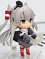 Kantai Collection PVC 10CM Anime Action Figures  Lovely Doll Toys Model