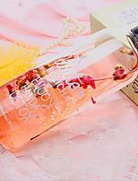 1000ml bouteille en plastique sports espace bouteilles d'eau de jus de citron fruits drinkware (pas de sac)