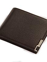 Minaudière / Portefeuille / Etui à Carte & Pièce d'Identité / Porte-Monnaie / Titulaire de la carte d'affaires-Double Portefeuille-1 # /
