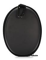 cuadro clásico negro de la PU caja de almacenamiento auricular bolsa para auriculares Beats Studio 1.0 diadema 19 * 14 * 8cm