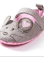 Baby Shoes Dress / Casual PU Flats Gray