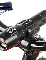 LS1800 Bicycle Light 3000 Lumens 5 Mode CREE T6 LED Bike Light Front Waterproof Torch  + Torch Holder