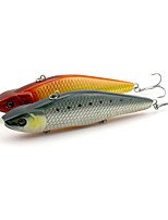 2Pieces Hengjia Super Good Quality Large VIB Baits Vibration 48.5g 148mm Fishing Lures Random Colors
