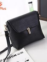 M.Plus® Women's Fashion PU Leather Messenger Shoulder Bag