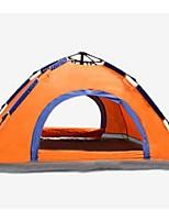 Tenda-Impermeabile / Traspirabilità / Resistenteai raggi UV / Anti-pioggia / Anti-polvere / Anti-vento / Tenere al caldo / Compressione-