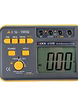 victor vc4105b geel voor aarding weerstand tester