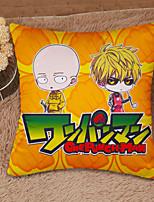 One Punch-Man Cotton / Satin Cushion Pillowcase+Pillow Core