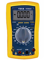 EONE VC9804A+ Yellow for Professinal Digital Multimeters