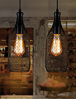 European Creative American Country Retro Living Room Lights Restaurant Lights Chandelier Bar Single Head