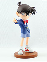 Detective Conan Conan Edogawa PVC 20cm Anime Action Figures Model Toys Doll Toy 1pc