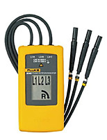 Fluke 9040 geel voor fasevolgorde tafels-test potlood