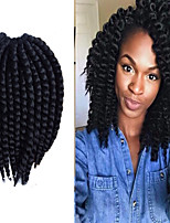 1-12Packs 12inch Short Hair Braids Black Havana Twist Braid Havana Hair Crochet Braid Twist Hairstyles.
