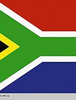 República de Sudáfrica bandera de áfrica RSA Pretoria Cabo bandera de la ciudad de Mandela del arco iris (sin mástil)