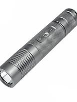 Torce LED LED 5 Modo 1200lm Lumens Messa a fuoco regolabile / Impugnatura antiscivolo / autodifesa Cree XM-L2 18650