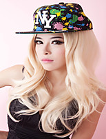 Hot Style Colorfully Synthetic Top Quality Straight Blonde Color Wigs