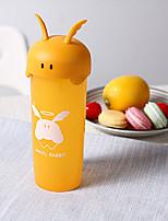 1pcs 330ml 19.1 * 7.3cm ange créatif lapin belle tasse