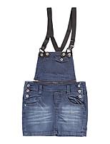 Meters/bonwe® Women's Above Knee Skirt-258671
