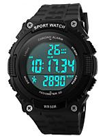 Sports Watch Men's / Ladies' / UnisexLCD / Altimeter / Compass / Pulse Meter / Calendar / Chronograph / Water Resistant / Sport Watch /