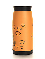 350ML Korean Style Large Stomach Stainless Steel Vacuum Thermos Cup