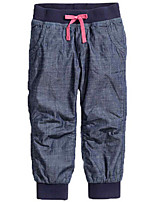 Girl's Blue Pants,Dresswear Cotton Winter / Spring