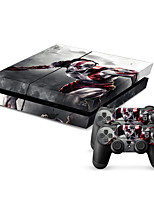 New Protective Sticker Cover Skin for PS4(TN-PS4-0007)