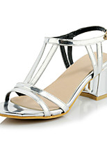 Women's Shoes Chunky Heel Slingback / Gladiator / Open Toe Sandals Office & Career / Dress / Casual