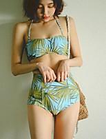 Due Pezzi-Nuoto / Immersioni / Surf-Per donna-Impermeabile / Traspirante / Resistenteai raggi UV / Materiali leggeri-Others