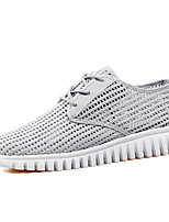 Men's Sneakers Shoes Casual/Travel/Outdoor Fashion Fly Weave Breathable Tulle Woven Shoes EU39-EU44