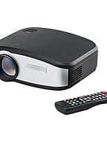 1200 lumens de mini LCD portátil 3d projetor multimídia 1080p home theater HDMI / AV