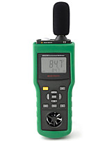MASTECH MS6300 Green for Sound Level Meter