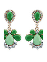 Fashion Lady Sweet Women Colorfyl Irregular Drop Earrings Lovely Weeding Party Gifts