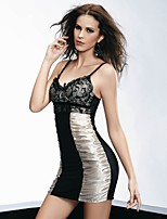 Vêtement de nuit Femme Nuisette & Culottes / Chemises & Blouses / Lingerie en Dentelle / Ultra Sexy / Uniformes & Tenues Chinoises