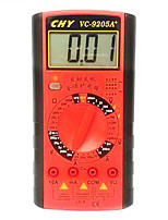 CHY VC9205A+ Red for Professinal Digital Multimeters