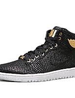 Nike Air Jordan 1 Pinnacle Mens Running Shoes Black Chukka Trainers Sneakers Leather Shoes