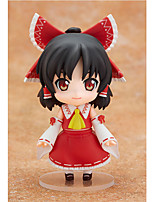 TouHou Project Reimu Hakurei PVC 11cm Anime Action Figures Model Toys Doll Toy 1 Pc