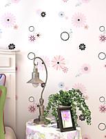 fond d'écran Fleur Papier peint Contemporain Revêtement,Intissé