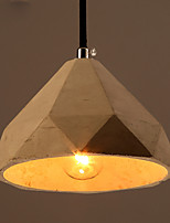 Nordic Creative Simple Modern Restaurant Bar Aisle Bedroom Cement Pendant Light