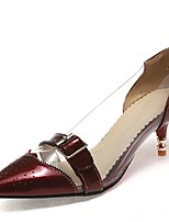 Women's Shoes Low Heel Heels / Pointed Toe Heels Office & Career / Party & Evening / Dress