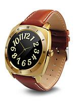 bluetooth movimiento inteligente relojes prueba de medidor de paso el sueño de movimientos para medir reloj teléfono inteligente de la