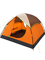 Makino 3-4 person Instant Tent with rainfly for Camping,Backpacking Mountaineering M511610011